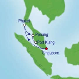 Spice Of Se Asia Cruise