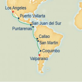 Andes and South America Cruise
