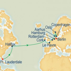 Scandinavia & Russia Grand Adventure  Cruise