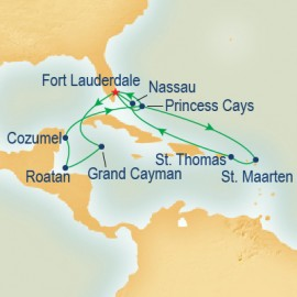 Caribbean Adventurer Cruise