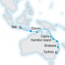 The Gold Coast and Beyond Cruise