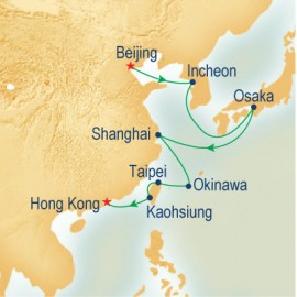 China & Southeast Asia Cruise