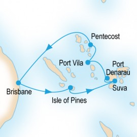 Fiji Adventure Cruise
