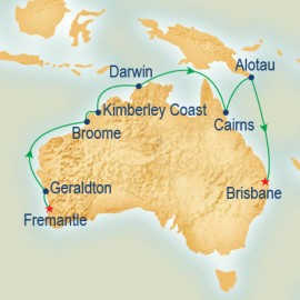 Northern Australia Explorer Cruise