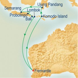 Indonesia Cruise
