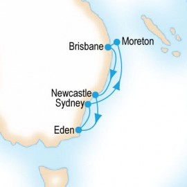 Harbour and Southern Escape Cruise