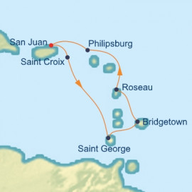 Southern Caribbean Holiday Celebrity Cruises Cruise