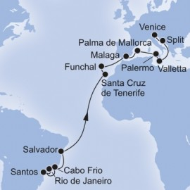 MSC Grand Voyages