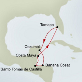 Western Caribbean Holiday Holland America Line Cruise