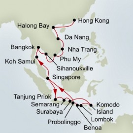 Indonesia and Far East Discovery Collector Itinerary