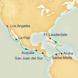Panama Canal Connoisseur Itinerary