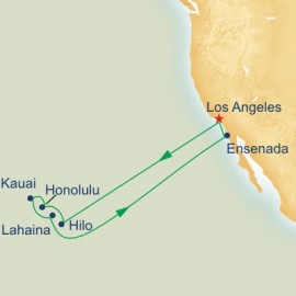 Hawaiian Islands Itinerary