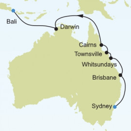 Australia and New Zealand  Silversea Cruises Cruise