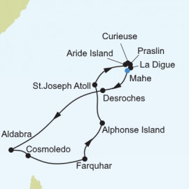 Indian Ocean Silversea Cruises Cruise