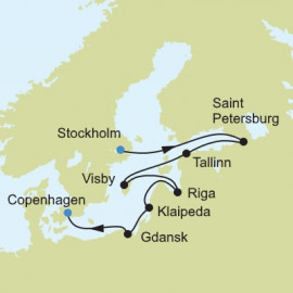 Northern Europe Silversea Cruises Cruise