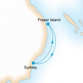 Fraser Island Itinerary