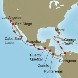 Panama Enchantment Oceania Cruises Cruise