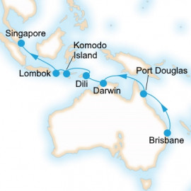 Indonesian Explorer Cruise