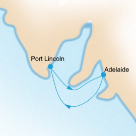 Port Lincoln Itinerary