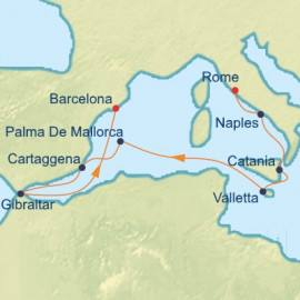 Italy and Spain Celebrity Cruises Cruise