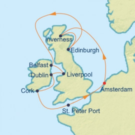 British Isles Celebrity Cruises Cruise