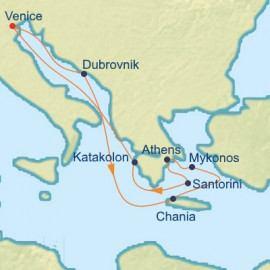 Greek Isles Celebrity Cruises Cruise