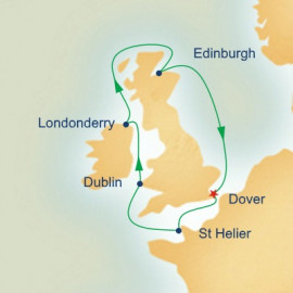 Ireland and Scotland Princess Cruises Cruise