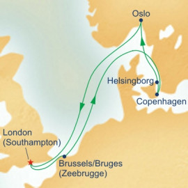 Scandinavia Princess Cruises Cruise