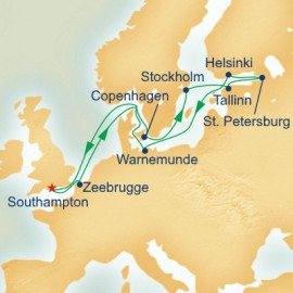Baltic Heritage Princess Cruises Cruise