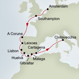Iberian Adventure Itinerary