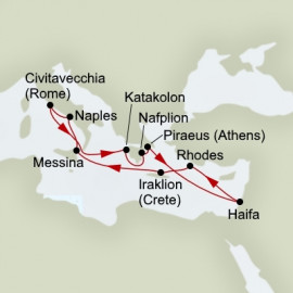 Holy Land and Ancient Kingdoms Explorer Itinerary