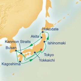Circle Japan Explorer Itinerary