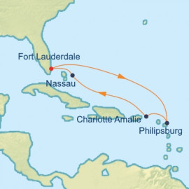 Eastern Caribbean Holiday Celebrity Cruises Cruise
