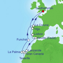 Canaries Adventure Royal Caribbean Cruise