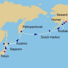 Transpacific Azamara Club Cruises Cruise