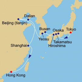 Japan And China In Autumn Azamara Club Cruises Cruise
