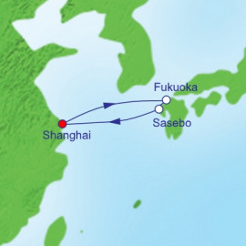 Fukuoka and Sasaebo Itinerary