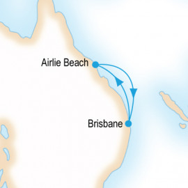 Whitsundays Itinerary