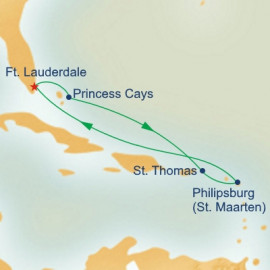 Christmas Princess Cruises Cruise