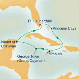 New Year Princess Cruises Cruise