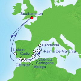Mediterranean Adventures  Royal Caribbean Cruise
