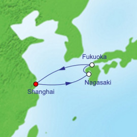 Far East  Itinerary