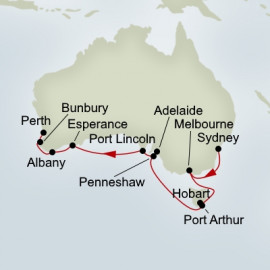 Southern Ocean Holiday Itinerary