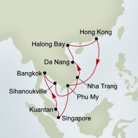 Southeast Asia Highlights  Holland America Line Cruise