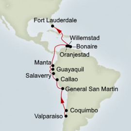 Inca and Panama Canal Discover Holland America Line Cruise
