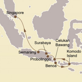 Gems Of The Java Sea