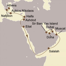 Empires Of The Sun Seabourn Cruise