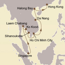 Holiday Thailand and Vietnam Seabourn Cruise
