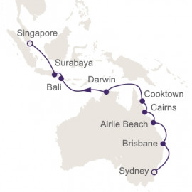 Aussie Discovery Regent Seven Seas Cruises Cruise