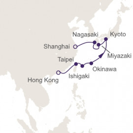 Journey To Japan Regent Seven Seas Cruises Cruise